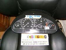 tacho kombiinstrument bmw e46 3er 62116940870 bosch cluster cockpit clock