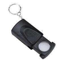 Mini Microscopio 45X Mini del Magnifier LED lente d'ingrandimento Jewelers Len