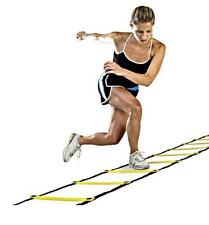 Durable 9 rung 16.5 Feet 5M Agility Ladder Soccer and Football Speed Training