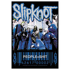 "SLIPKNOT People = Sh*t Tapestry Cloth Poster Flag Wall Banner New 30"" x 40"""