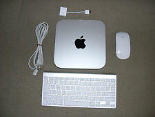  Apple Mac Mini Late 2012 A1347 2.6GHz i7 Quad Core 12GB Ram 1TB HD w/ KB Mouse