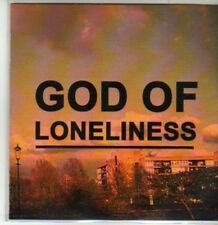 (DA799) Emmy The Great, God Of Loneliness - 2012 DJ CD