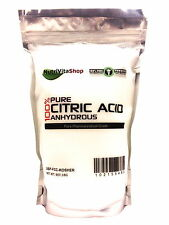 10 lb 100% PURE Citric Acid Organic - Made in USA - Non-GMO - USP - Anhydrous