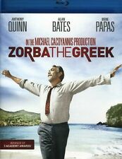 Zorba the Greek (2012, REGION A Blu-ray New) BLU-RAY/WS
