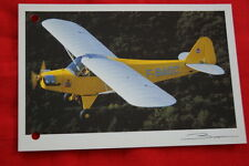 AVIATION- PIPER J 3 GUY BROCHOT  N°26 BIS CARTE POSTALE