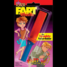 3 FART WHISTLE HILARIOUS NOVELTY TOY JOKE PRANK GIFT