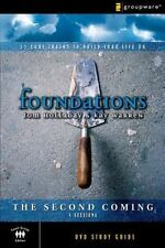 The Second Coming Study Guide: 11 Core Truths to Build Your Life On Foundations