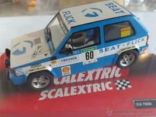 SEAT PANDA PONCE  1/32 - Scalextric New Ref. A10077S300 Nuevo