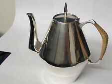 REED & BARTON STERLING DIAMOND TEAPOT # 440 EXCELLENT CONDITION NO MONO