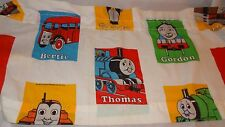 "Thomas the Tank Engine Curtain Runner 1992 86"" x 16""  Fabric"