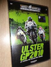 DVD N°3 TOURIST TROPHY 2011 E LE MIGLIORI GARE STRADALI ULSTER GP 2010