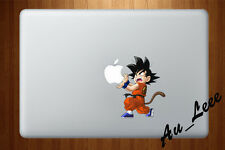 Macbook Air Pro Vinyl Skin Sticker Decal - Young Goku Dragon Ball Z 02#CMAC029