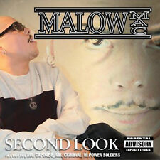 MALOW MAC-Second Look CD NEW