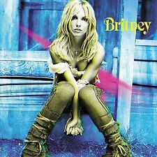 "Britney Spears- ""Britney"" Classic Rock Bop Teen Pop Music"