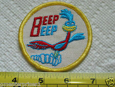Vintage Roadrunner Beep Beep Patch (47) *