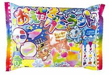 Kracie Japan Make it yourself Popin Cookin Oekaki Gummy Land KIT X'mas cand F/S