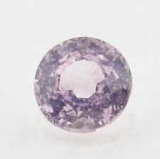 Light Pink Saphire 5mm Round Single Stone 0.84cts only $29.99