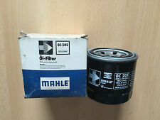 Mahle Knecht Ölfilter Filter OC 205 für Hyundai