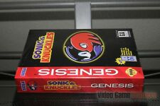 Sonic & Knuckles (Sega Genesis, 1994) FACTORY SEALED! - EXCELLENT! - ULTRA RARE!