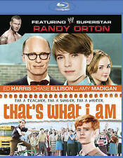 That's What I Am (Blu-ray Disc, 2014) - FREE SHIPPING
