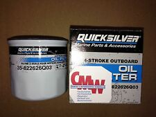 Quicksilver Ölfilter Mercury  8 bis 30 PS 35-822626Q03