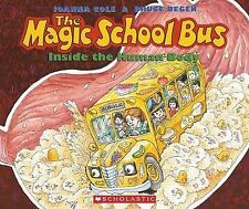 The Magic School Bus inside the Human Body by Joanna Cole (Paperback, 1900)