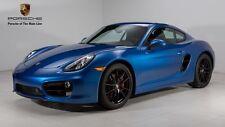 Porsche : Cayman S