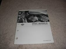 2004 Harley-Davidson VRSC Parts Catalog 99457-04 NEW