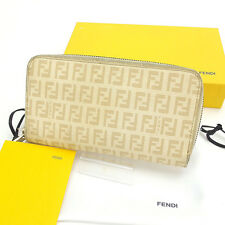 Auth Fendi Purse Zucchino unisexused C2057
