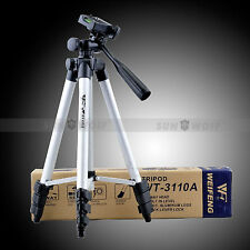 3110 Tripod For Sony A55 Nikon D5200 D5000 Canon 650D 600D Digital Camera Dslr