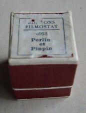 Perlin & Pinpin; La Machine à fabriquer des diamants Film Fixe N°6952 CUVILLIER