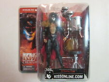 RARE KISS CREATURES 2002 MACFARLANE TOYS THE FOX ERIC CARR ACTION FIGURE SEALED