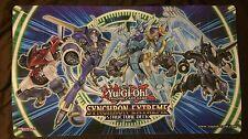 SYNCHRON EXTREME WIN A MAT STRUCTURE DECK PLAY MAT NEAR MINT YUGIOH