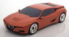 Norev BMW M1 Hommage Orange Metallic Dealer Edition 1/18 Scale New Release!