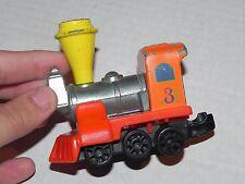 Mattel First Wheels Vintage Train 1980 8H1