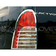 Chrome Tail Light Cover For 06 10 Ssangyong Actyon Sports