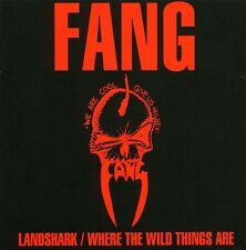 Landshark/Where The Wild Things Are - Fang (CD Used Very Good)