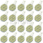 20x T10 1210 24-SMD LED 194 921 W5W RV Landscaping Light Lamp White Bulb Pure