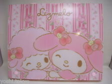 Sanrio My Melody x Liz lisa Lizmelo hand case Document case Japan new A4