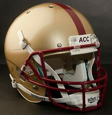 "BOSTON COLLEGE EAGLES Football Helmet Nameplate ""ACC"" Decal/Sticker"