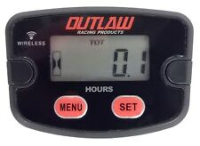 OUTLAW RACING WIRELESS HOUR METER MOTORCROSS KAWASAKI KX250F KX450F