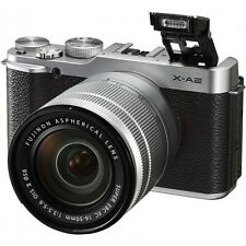 FUJIFILM X-A2 MIRRORLESS DIGITAL CAMERA WITH XC16-50mm F3.5-5.6 OIS II LENS   UK