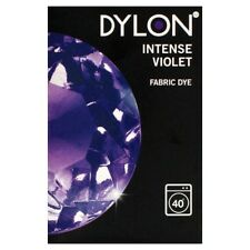 Dylon machine fabric dye – 200g – Intense Violet - FREE P&P