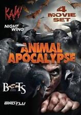 Acc, When Animals Attack - 4-Movie Set, Scott Cohen, Joely Richardson, David Cho