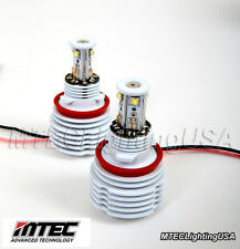 MTEC H8 V3 CREE LED Angel Eye Halo Ring Bulbs BMW E92 E93 328i 335i 2007-2011