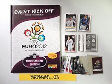 EURO 2012 EVENT KICK OFF PENNY MARKET - ALBUM+Set Completo Figurine-stickers