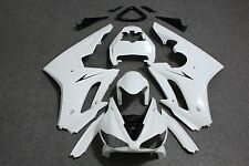 Unpainted Drilled ABS Bodywork Fairing Kit for Triumph Daytona 675 2009-2012 Raw