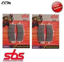 BREMBO RACING CALIPERS  SBS RACING SINTER FRONT BRAKE PAD SET 841RS