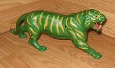 Mattel 1976 He-Man Masters of the Universe Battle Cat Green Tiger Toy Only *READ
