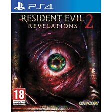 Resident Evil Revelations 2 PS4 Game Brand New